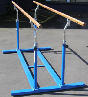 Parallel Bar - Complete with Transporter