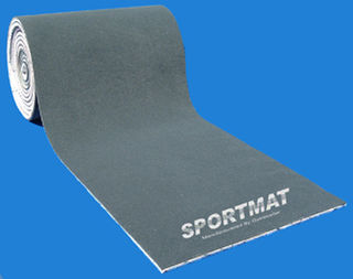 Sportmat Run Up Strip 8300 x 600 x 10 mm