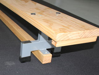 Bench- Swedish 2.5m long