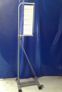 Agility - Vertical Jump Measure - Freestanding