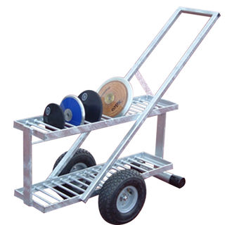 Athletics - Discus Trolley
