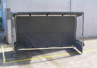 Team Dugouts- Excludes Bench