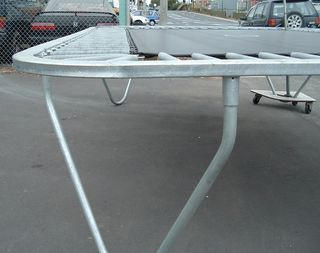 Euro Competitor Trampoline Only