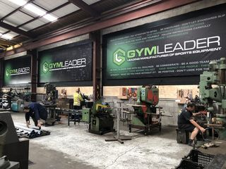 GYMLEADER MANUFACTURING FOR OVER 50 YEARS