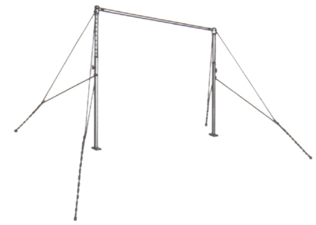 Horizontal Bar - Freestanding