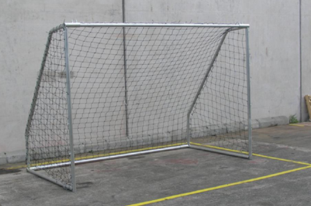 Freestanding junior goals 3m x 2m for Cuisine 3m x 2m