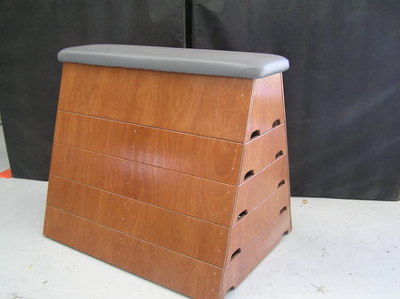 Boxhorse 5 Section with Leather Top- Premium Model