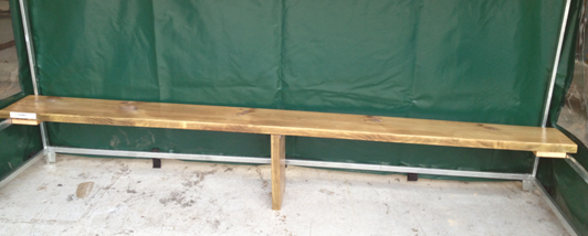 Dugout- Bench Only