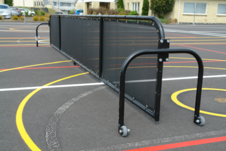 Portable Padder Tennis Frame- Powder Coated