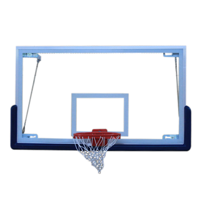 Basketball Backboard Glass Competition Style
