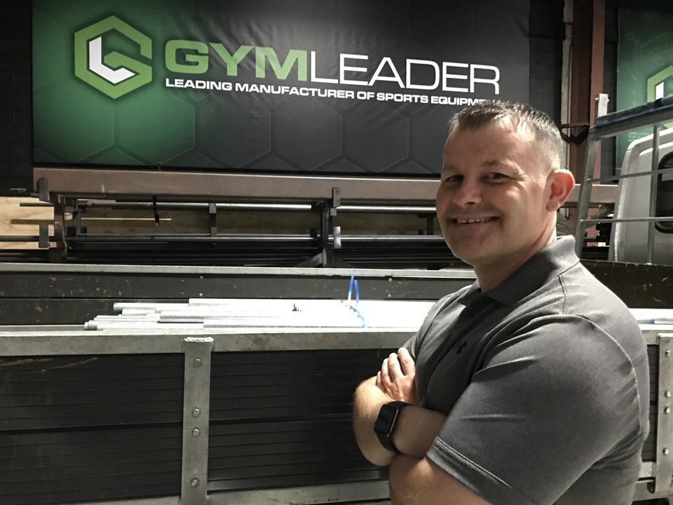 GYMLEADER OPERATIONS MANAGER GLEN KAVANAGH