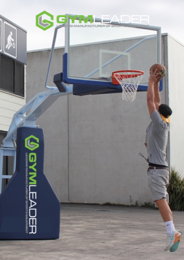 PORTABLE BASKETBALL BACKBOARDS FIBA APPROVED